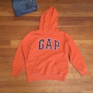 🍎 gap cotton sweatshirt size large